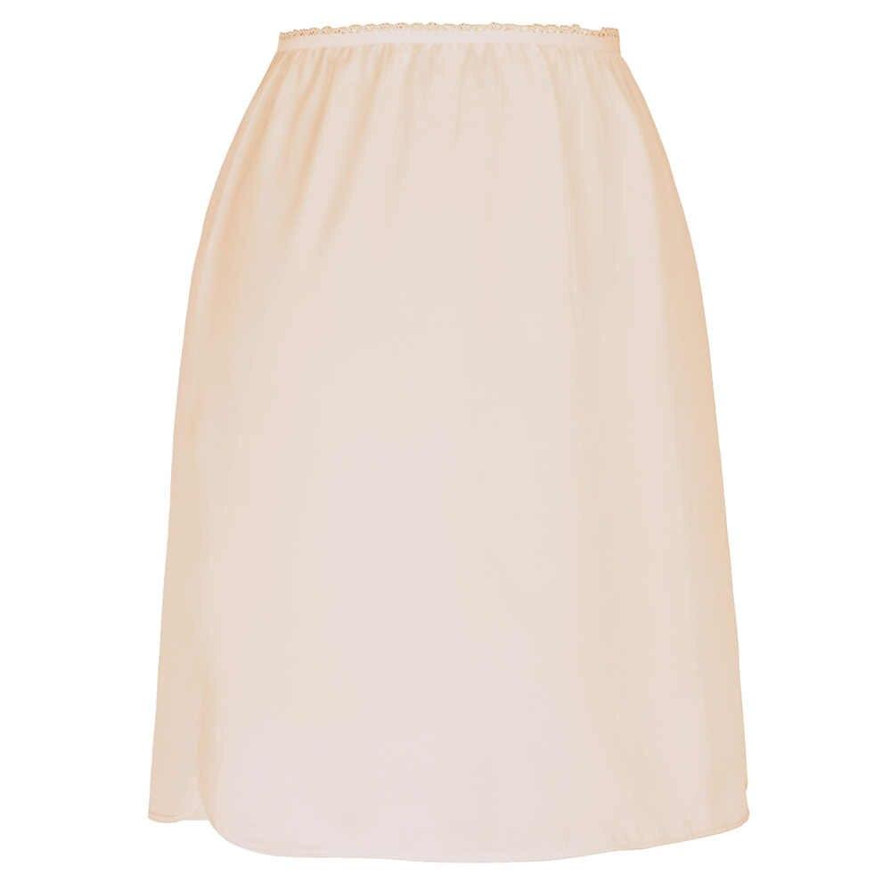 ... Femmes Satin Élastique Taille Slip Courtes Sous-Vêtement Jupon Jupon 1fdf9c4ea27