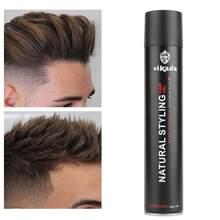 Profissional 350ml cabelo macio spray de longa duração cabelo em pó aumenta o volume do cabelo barbeiro salão de beleza