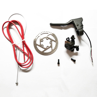Brake Cable Line Disk Base Replace For Xiaomi M365 Electric Scooter