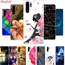 For Huawei P30 Pro Case P30Pro Funda Cute Print Silicone Soft TPU Phone Case For Huawei P30 Pro Case Back Cover P 30 Pro Coque цены