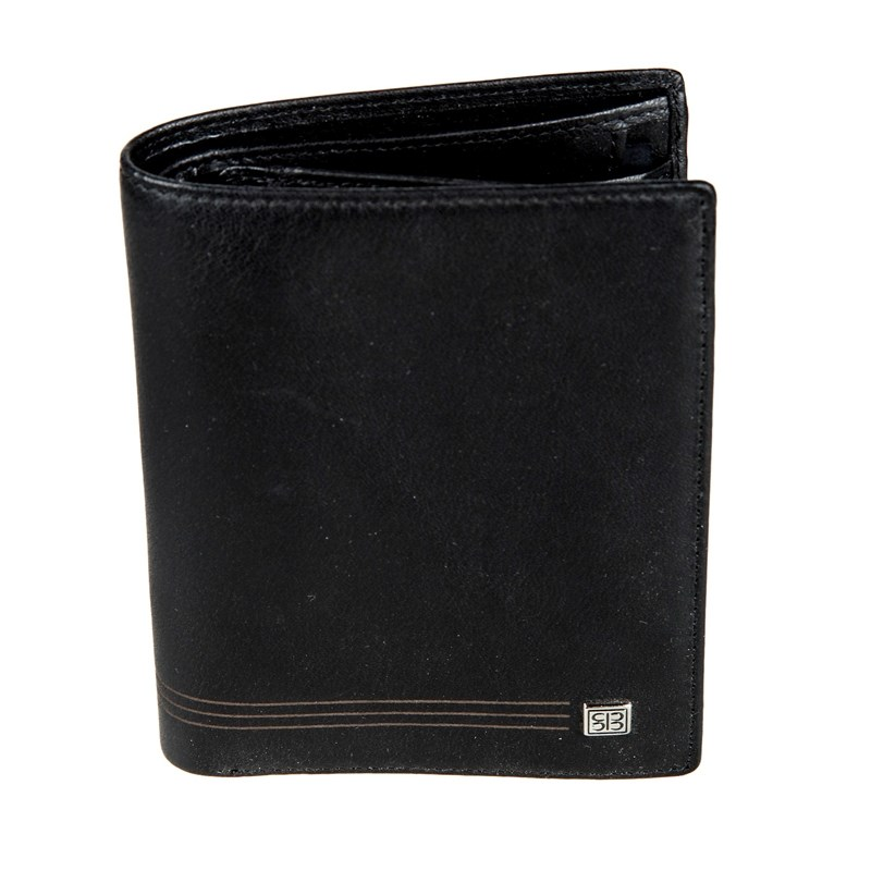 Wallets SergioBelotti 1422 west black стоимость