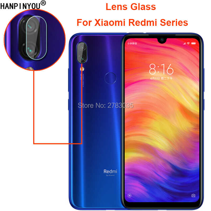 For Xiaomi Redmi Note 5 6 7 Pro Plus 6A Y2 S2 Go Clear Ultra Slim Back Camera Protector Rear Lens Cover Tempered Glass Film