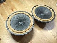 pair 2unit HiFI 6.5 7 inch DIATONE P610 rebuild fullrange speaker full range woofer (aluminum frame version)