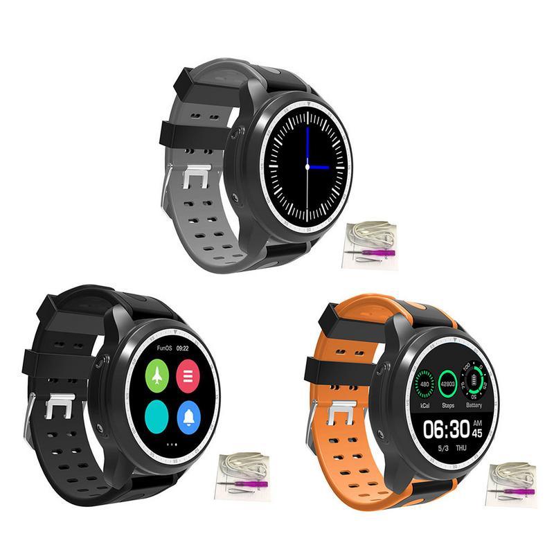 KC03 4G Смарт-часы 1 + 16 GB Android 6,0 независимые платежные сердечного ритма сна обнаружения анализа спортивные шаг подсчета