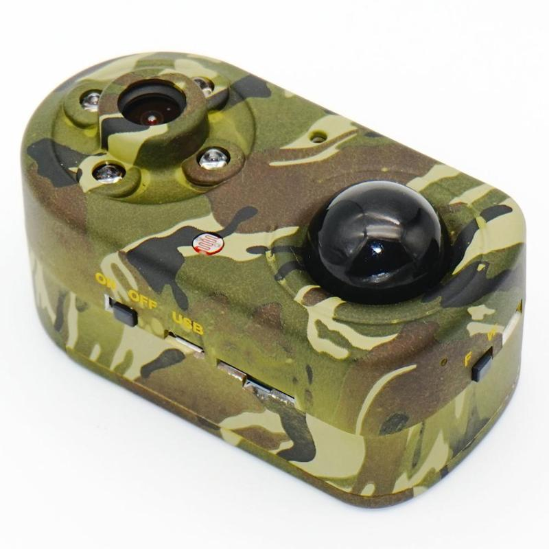 Camouflage PIR680 Hunting Trail Tracking Camera FHD 1080P 12MP PIR Infrared 940nm Inductive Detection Night Vision