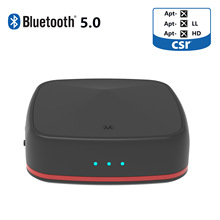 CSR8675 Fiber Optic Bluetooth Adapter 5.0 2-in-1 Audio Receiver Transmitter High Fidelity Lossless APTX