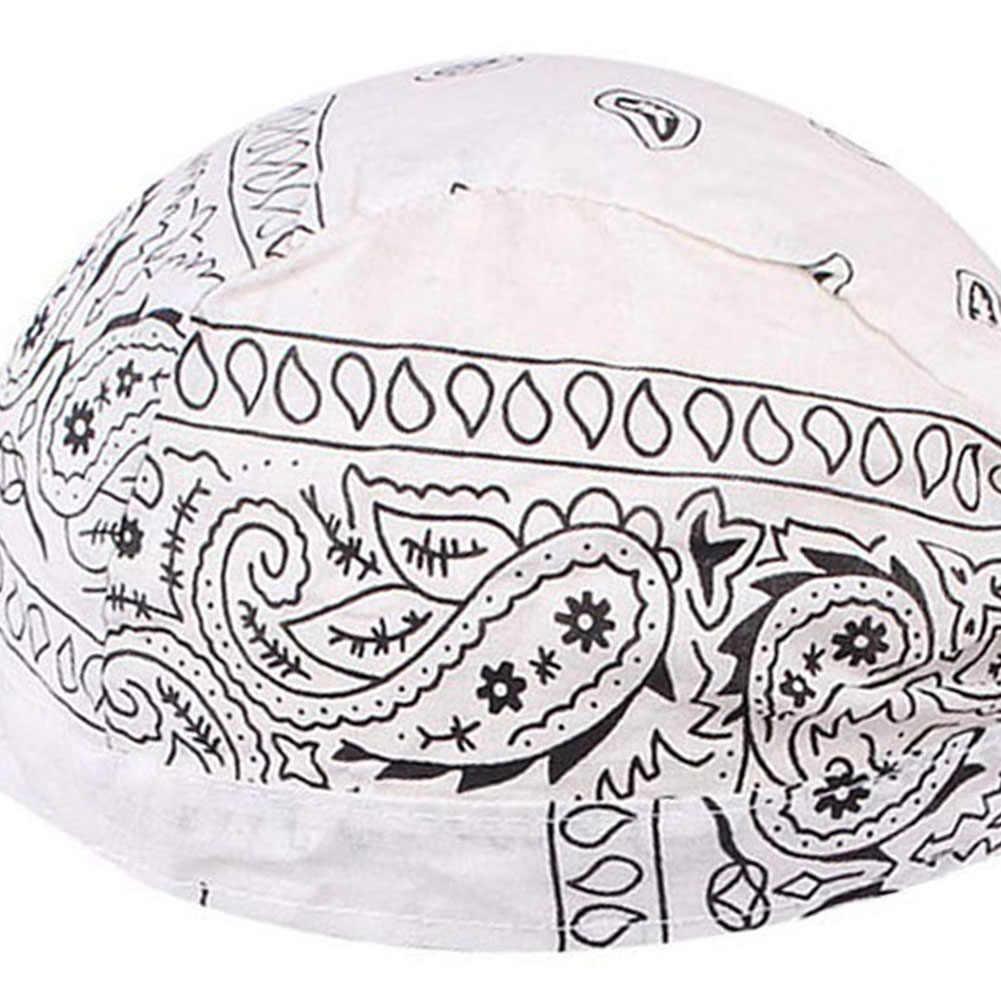 Sports Headwear Breathable Bandana Hat Cycling Running Beanie Bike Motorcycle Skull Cap Under Helmet
