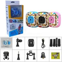 Fifth Generation Children Camera Digital Waterproof Cartoon Mini SLR Motion Video Cameras Toys