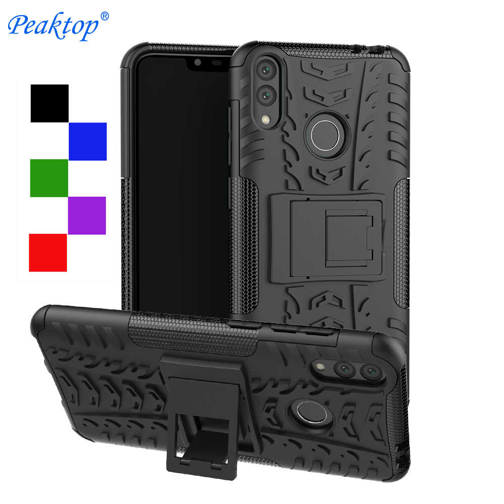 Case For Huawei Honor 8C 8X 7A 7C 7X 8 9 10 Lite 5A 5C 5X 6X Y5 Y6 Y7 Prime Y9 2018 Nova 2i 3i Shockproof Armor Phone Case Cover