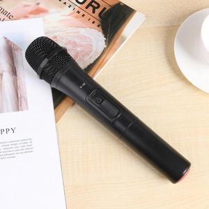 Image 3 - V 10 Karaoke Microfono Senza Fili Microfono Palmare con Ricevitore USB per la Registrazione In Studio Microfono Universale Per Uso Domestico Megafono per il Partito