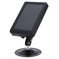 Suntek Hunting Cameras Solar Pancel Battery for Suntek HC300M Wildlife Cameras Solar Panel Battery Free Ship