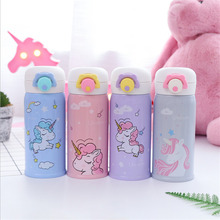 350 /500 Ml New Unicorn Mok With Soap Thermo Mok Thermos Nice Coffee Cup Stainles Steel Thermal Bottle Thermos Unicorn Party. L bgd296 5 stainles steel density cup 100cc ml specific gravity cup