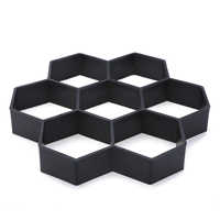 New Driveway Paving Stone Mold Concrete Stepping Pathmate
