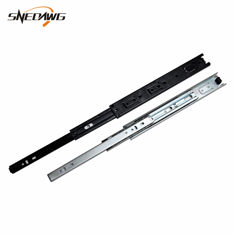 1pair 35mm Width Drawer Slide 10/12/14/16/18inch Ball Bearing Drawer Sliding Cold-Rolled Steel Fold Telescopic Drawer Runner1pair 35mm Width Drawer Slide 10/12/14/16/18inch Ball Bearing Drawer Sliding Cold-Rolled Steel Fold Telescopic Drawer Runner