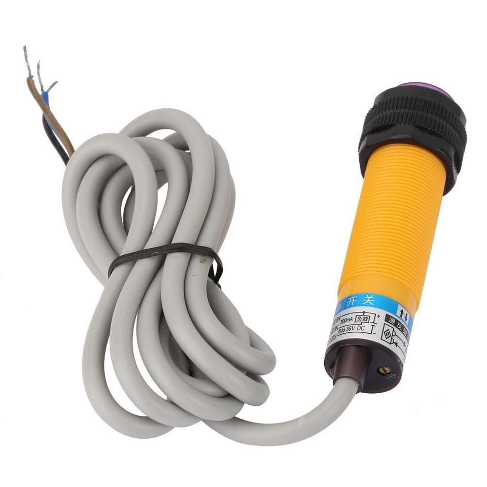 Quick Response 10-30cm E3F-DS30C4 Photoelectric Proximity Switch for Industrial