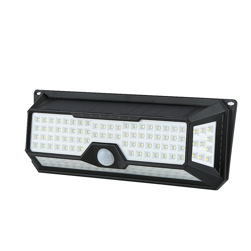 New 120W Security Floodlight Black Outdoor For Garden Weatherproof CLEARANCE