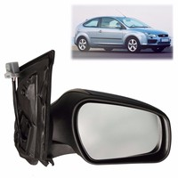 Car Door Electric Wing Mirror Glass Electric Right Side Rearview Mirror For Ford For Focus MK2 2004 2005 2006 2007 2008