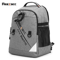 Realacc Waterproof Transmitter Beam port Bag Backpack Soft Case Suitcase For RC Models Drone FPV Racing Multirotor Quadcopter