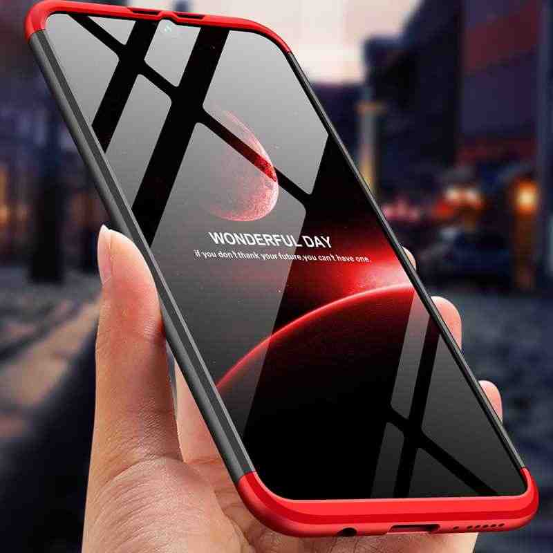 "Mokoemi Fashion 360 Full Protection Armor 6.5""For Huawei Honor 8x Case For Huawei Honor 8x Max Phone Case Cover"
