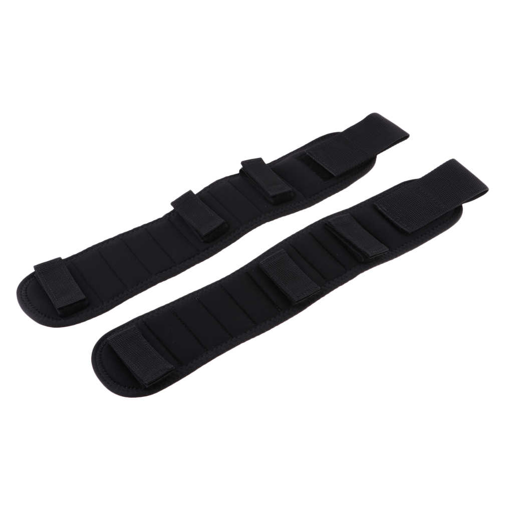 Replacement Shoulder Strap Pad Straight for Diving Backplate Harness Belt