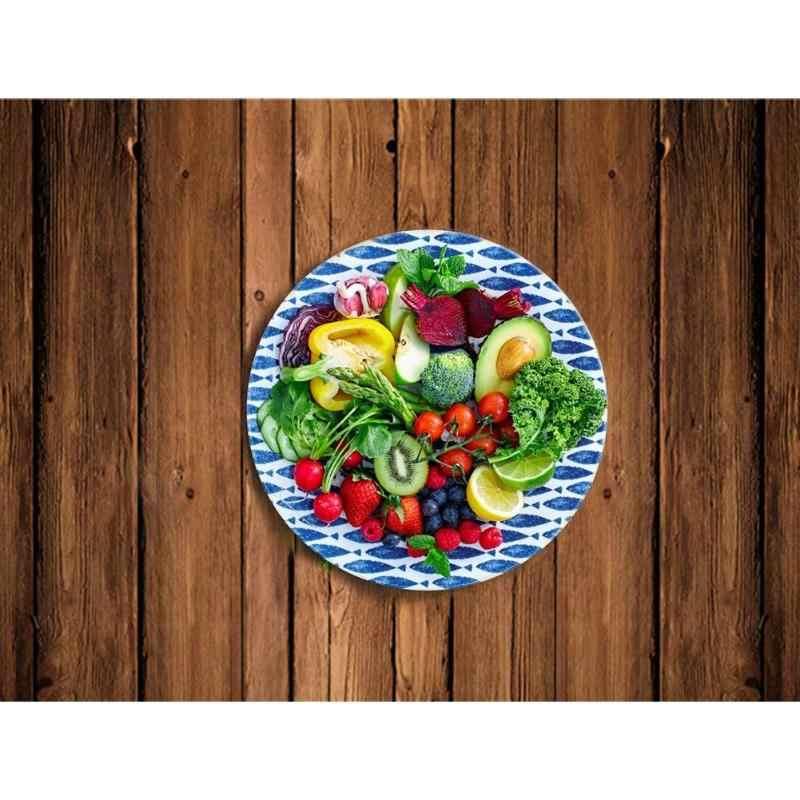 ALLOYSEED rétro planche de bois planches Texture photographie arrière-plans Studio vidéo Photo arrière-plan toile de fond accessoires pour la nourriture