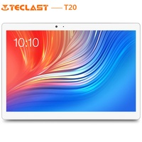 Teclast T20 4G Tablets Phablet LTE Phone Call PC 10.1 Inch MT6797X Deca Core Android 7.0 4GB+64GB 13MP Dual Cams Tablet 8100mAh