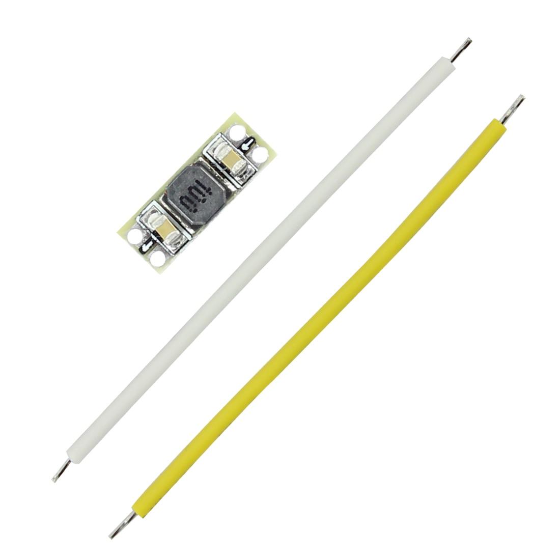 Фильтр питания JMT для радиоуправляемого дрона, 1А, RTF, L-C, 1-4S, LC, встроенный Lllustrated, устраняющий шуруповерт, фильтрация видеосигнала для FPV