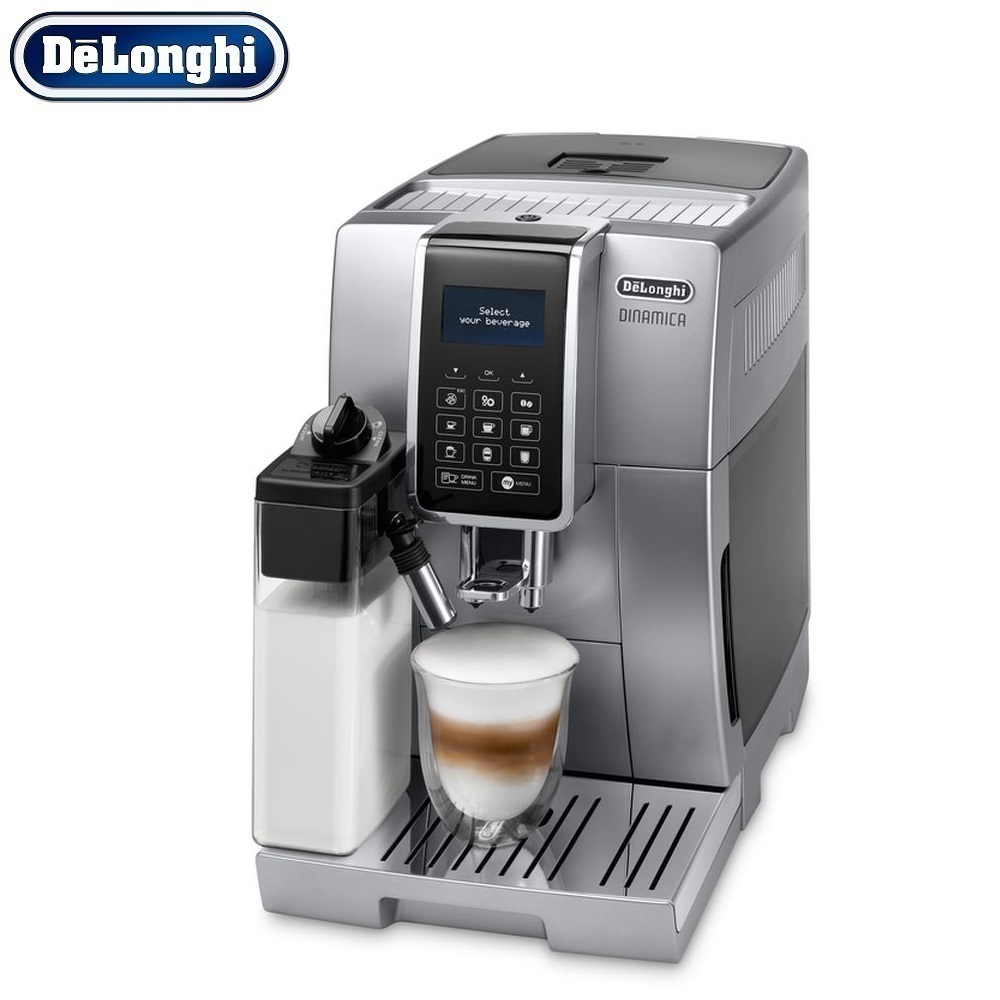 Coffee Machine DeLonghi ECAM 350.75 S kitchen automatic Coffee machines automatic Coffee Maker cappuccino Kapuchinator automat hot sale coffee printer full automatic latte coffee printer with 8 inch tablet pc coffee and food printer inkjet printer selfie
