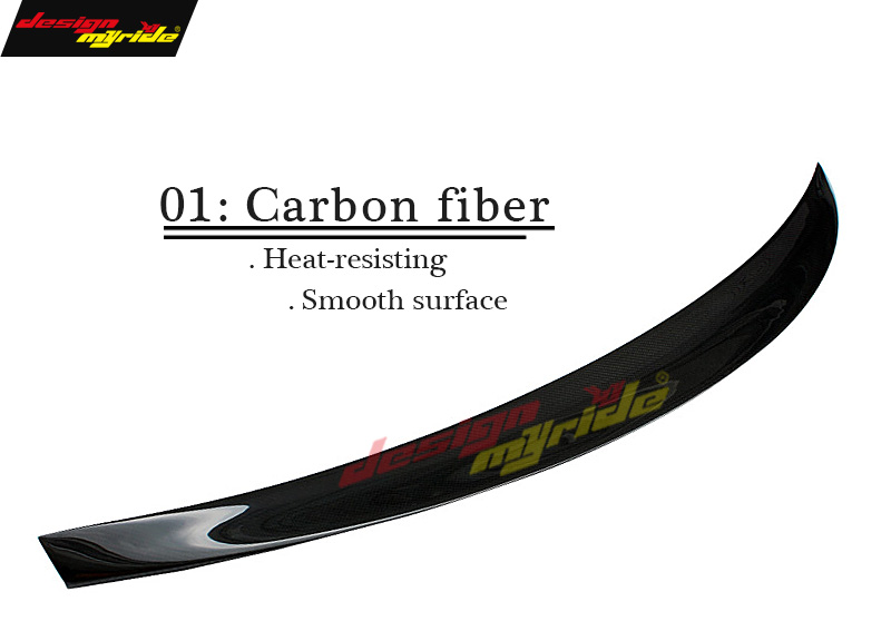 E93 Rear Spoiler Wing Lip Tail Ride style Carbon fiber For BMW E93 2Door Coupe 320i 323i 325i 328i 330i 335i Spoiler Wing 06 13 in Spoilers Wings from Automobiles Motorcycles