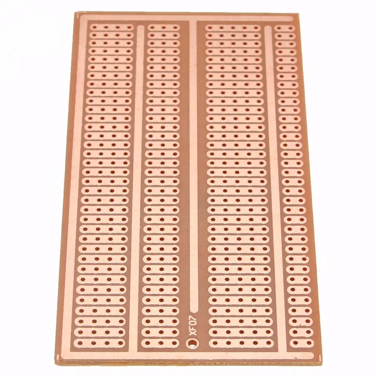 10Pcs 5x10cm DIY Single Side Copper Prototype Paper PCB Universal Experiment Circuit Board Breadboard 2-3-5 joint hole