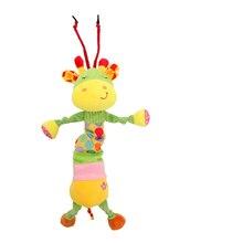Развивающая музыкальная игрушка Lorelli Toys Жираф