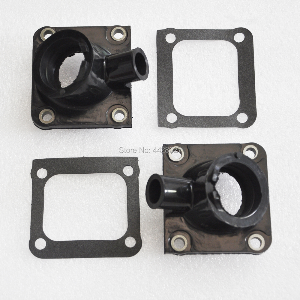 Carburetor Intake Manifold Boot Glue Carb For Yamaha Banshee 350 YFZ350 RD350