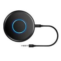 Bluetooth передатчик 3,5 мм разъем Bluetooth 5,0 адаптер для ТВ компьютера ноутбук Запуск аудио головная