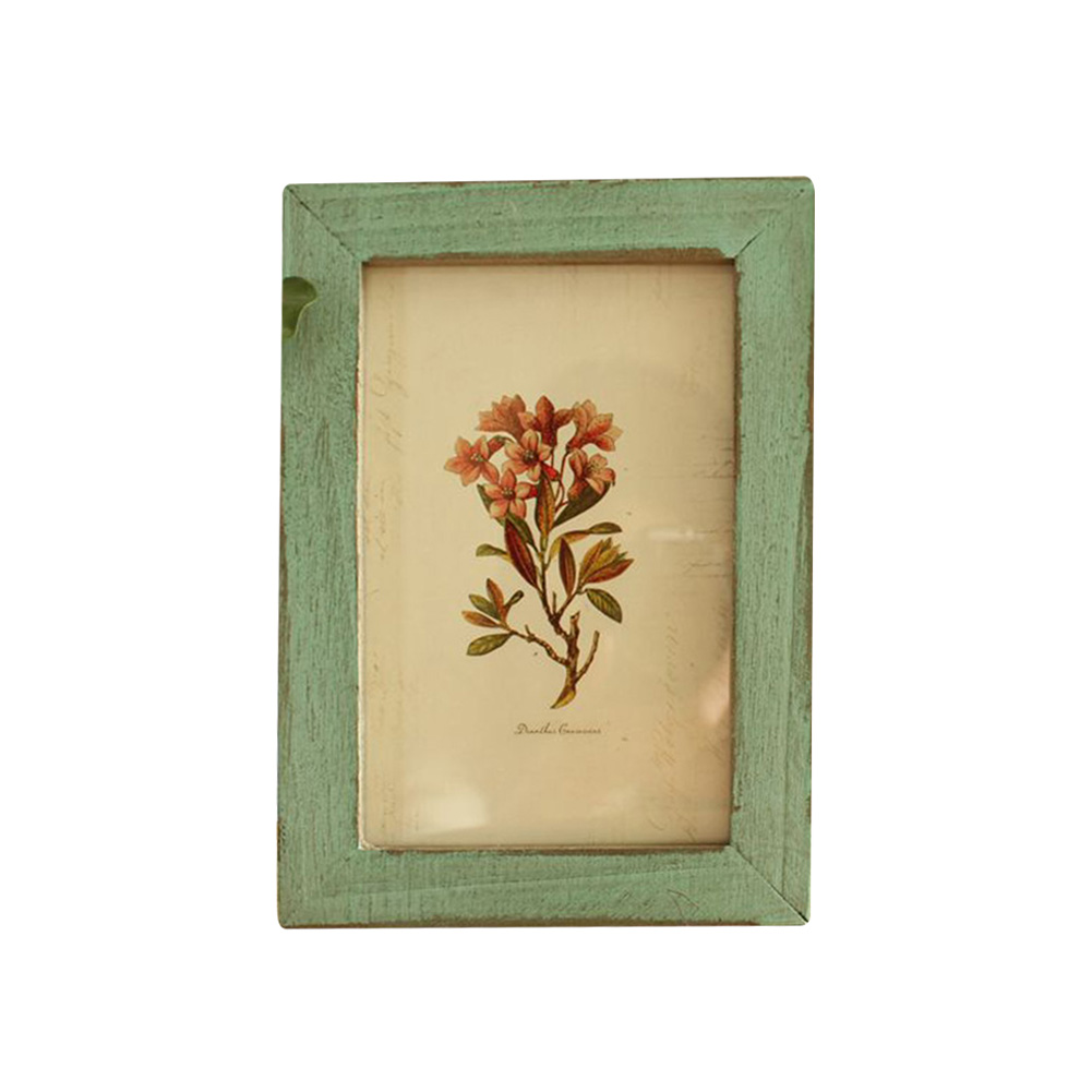 Us 5 66 5 Off Photo Family Retro Pictures Frames Home Decor Unique Design Fashion Gift Wooden Frame Ornament Vintage Style Diy 9 13cm In Frame From