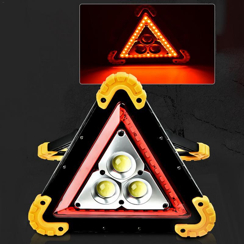Warning Light Bright LED Taillight Waterproof LED Light Sign Real Lamp Truck Strobe Emergency Light
