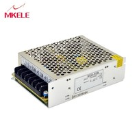 Originele NED 50A NED 50B 110V/220VAC With Wide Range Input Smps Dual Output 50W 5V 12V/24V Switching Power Supply