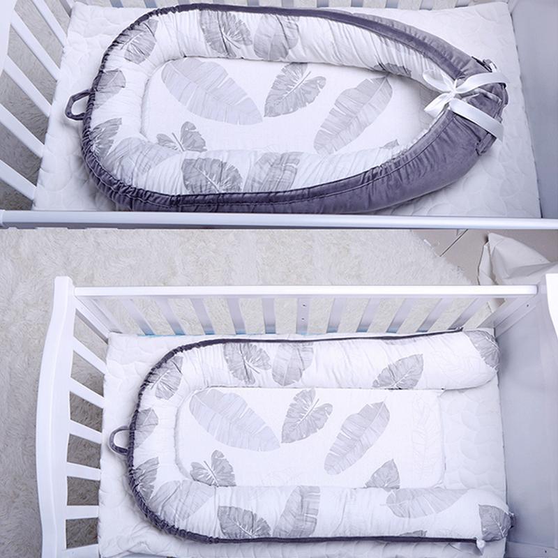 Bébé literie quatre pièces enfants lit accessoires impression réactive couette lit chevet jupe bébé lit Kit coton berceau