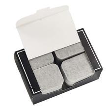 200 штук в штучной упаковке, бамбуковый уголь, хлопковые подушечки для макияжа, двухсторонние одноразовые хлопковые подушечки для чистки лица, портативные хлопковые подушечки для макияжа