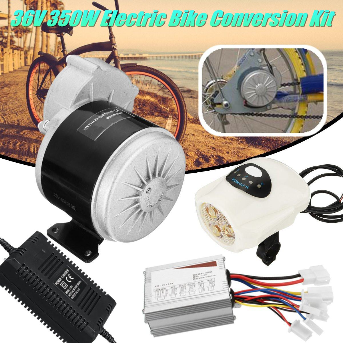 36V 350W Electric Bike Conversion Kit Controller For 24-28 Inch Ordinary Bicycle With Motor Speed Control Switch Etc New Arrival36V 350W Electric Bike Conversion Kit Controller For 24-28 Inch Ordinary Bicycle With Motor Speed Control Switch Etc New Arrival