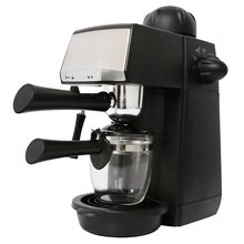 цены 240ml SW-CRM2001 Semi-Automatic Steam Type Espresso Coffee Machine Overheat Overvoltage Protection Pause Function Coffee Maker