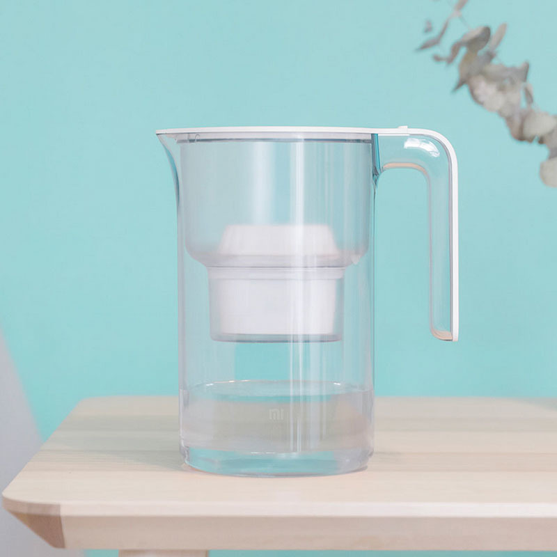 2018 New Original Xiaomi Filter Kettle 2L Super Disinfection Seven Heavy Multi Effect Filters For Baby Famlily-in Water Filters from Home Appliances    2