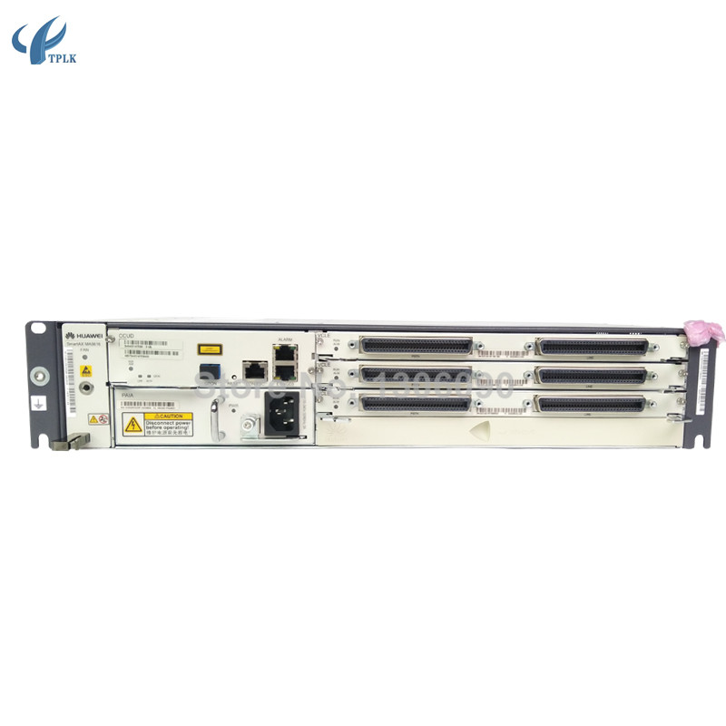 vdsl 128p Original Digital Multiplexer Ip Dslam Smartax Hua Wei Ma5616 Chassis Ccub+pdia+4 Boards Vdle Full Complete Set High Quality Goods