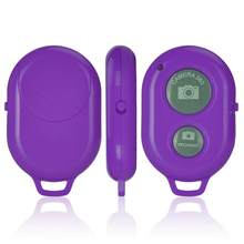 Bluetooth Wireless Remote Shutter Self-timer Long Distance Selfie Remote User Manual On/Off, Pairing Control(China)