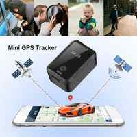 Mini Car APP GPS Locator Adsorption Recording Anti-dropping Device Voice-activated Recording Real-time Tracking Equipment GF09