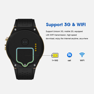 Image 3 - KW88 Pro Smart watch Men 3G GPS Watch With Camera Android 7.0 1GB+16GB Bluetooth mens Sport Watch Connect IOS Android Phone