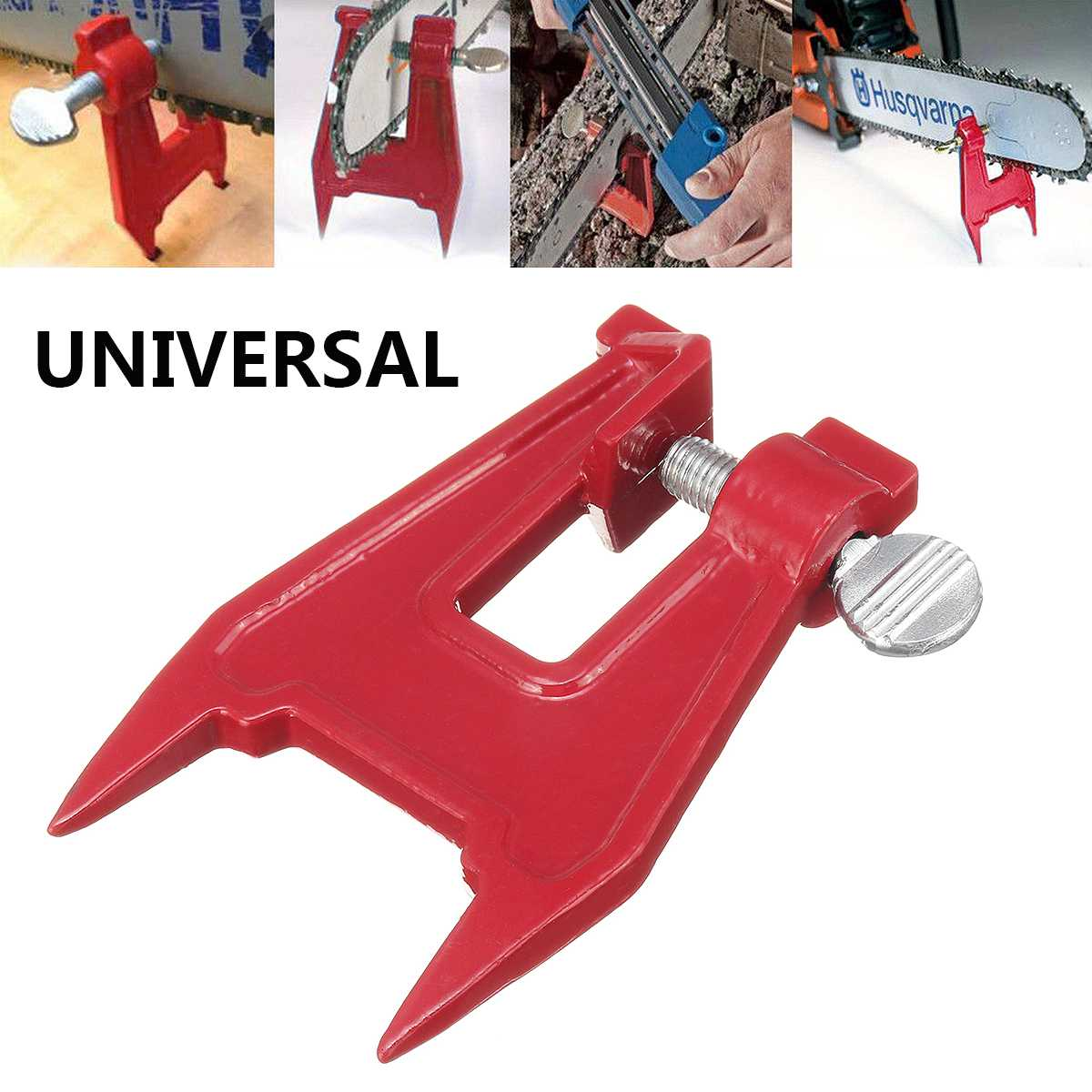 Chainsaw Chain Stump Vice Sharpening Filing Vice for Husqvarna Garden Power Tool Parts Bar Clamp Holder for Jonsered for StihlChainsaw Chain Stump Vice Sharpening Filing Vice for Husqvarna Garden Power Tool Parts Bar Clamp Holder for Jonsered for Stihl