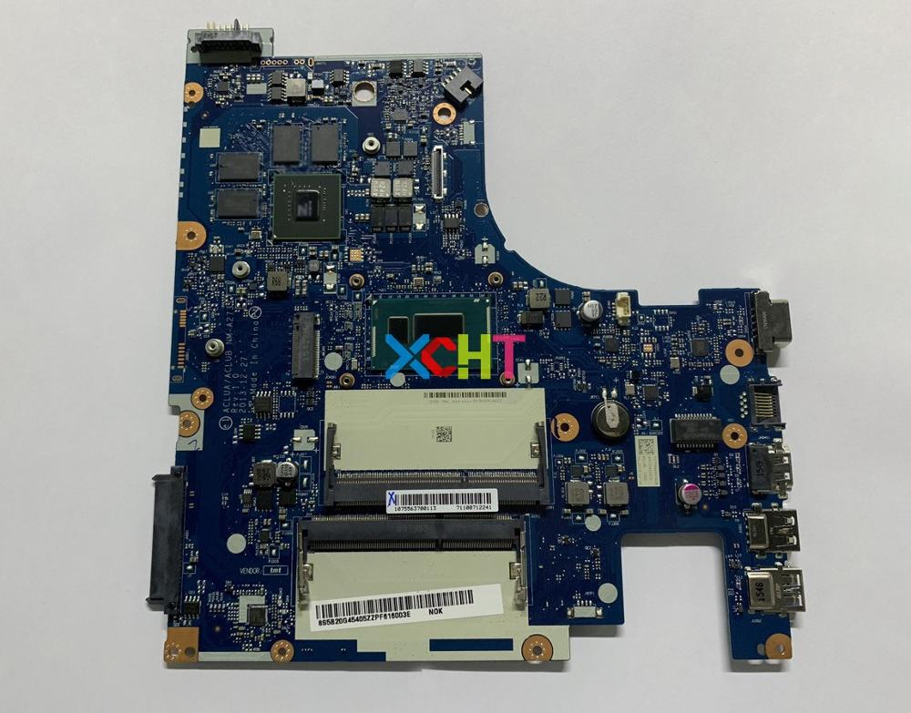 for Lenovo Z50-70 FRU: 5B20G45405 ACLUA/ACLUB NM-A273 w I5-4210U 820M/2G Laptop Motherboard Mainboard Testedfor Lenovo Z50-70 FRU: 5B20G45405 ACLUA/ACLUB NM-A273 w I5-4210U 820M/2G Laptop Motherboard Mainboard Tested