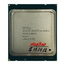 CPU Processor Intel Xeon E5 2640 V2 Eight-Core Ghz 20M 95W Sixteen-Thread