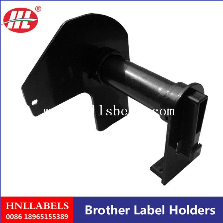 100X Pcs DK-22205 Brother Dk 22205 Dk 2205 Dk22205 Dk2205 DK-22205 Etichette Black Plastic Reusable Cartridge Holder Frames DK