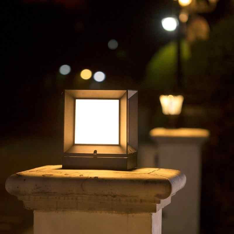 Снаружи газон лампы светодиодный светильник Exterieur Terraza Y Jardin Decoracion освещение открытый прожектор на солнечной фонарь для ландшафтного сада